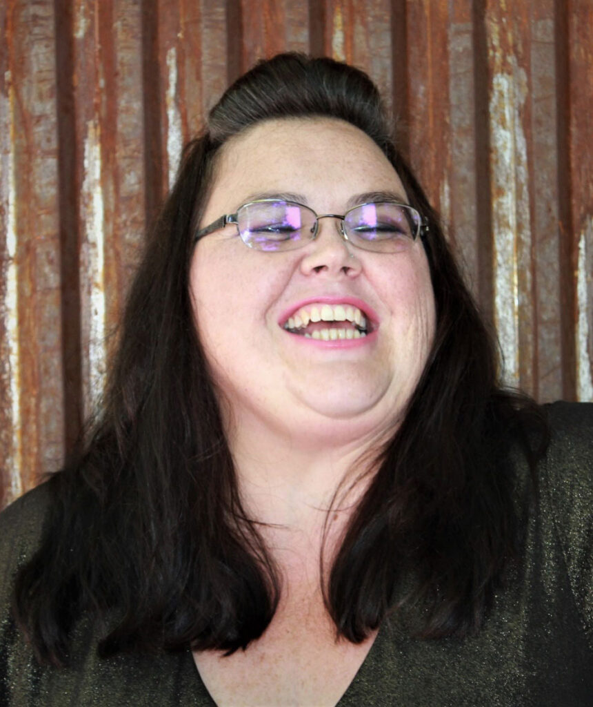 Christina believes in supporting everyone. Especially those with physical or intellectual disabilities.